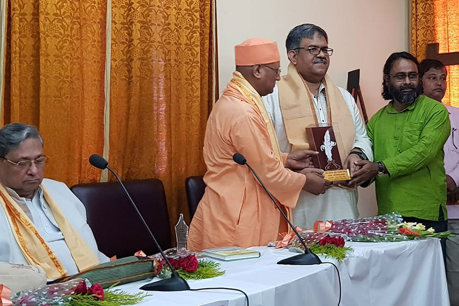 Poet Dinesh Das Award (2019) - India